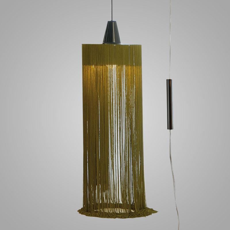 Swing by Fambuena – 19 3/4″ x 78 3/4″ Suspension, Pendant offers quality European interior lighting design   Zaneen Design
