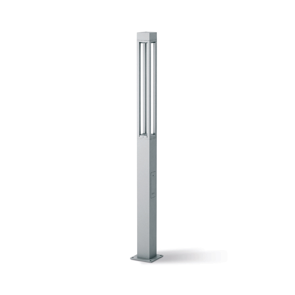T4 by Platek – 9 7/16″ x 86 5/8″ Post, Bollard offers high performance and quality material | Zaneen Exterior