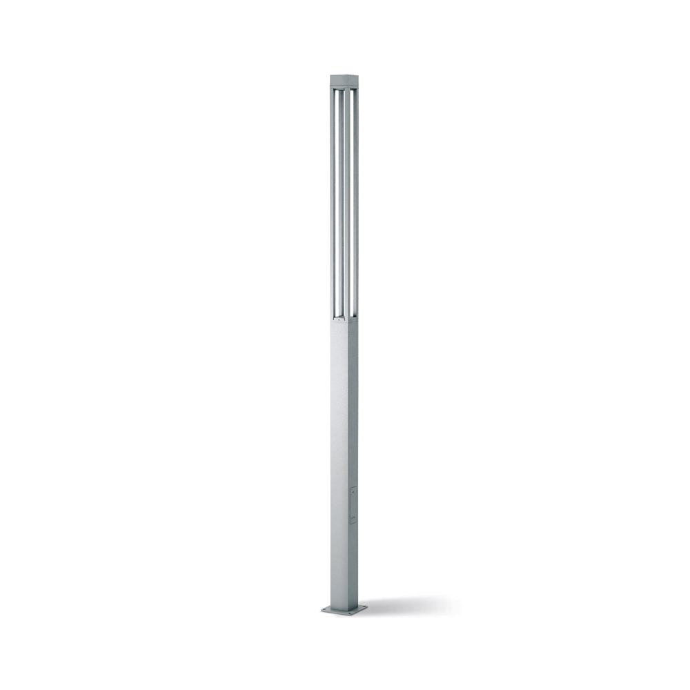 T4 by Platek – 9 7/16″ x 141 3/4″ Post, Bollard offers high performance and quality material | Zaneen Exterior