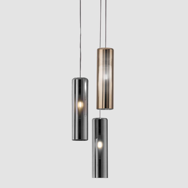Tao by Cangini & Tucci – 10 5/8″ x 59 1/16″ Suspension, Pendant offers quality European interior lighting design   Zaneen Design
