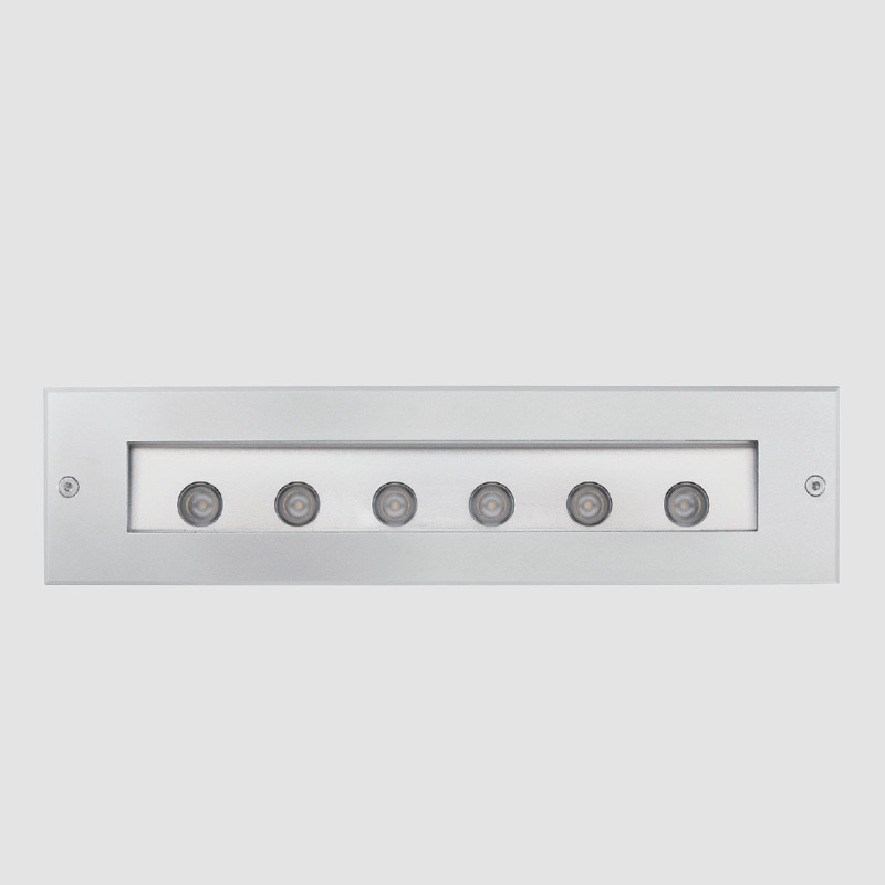 Tetra by Platek – 17 11/16″ x 2 11/16″ Recessed, Walk Over offers high performance and quality material | Zaneen Exterior