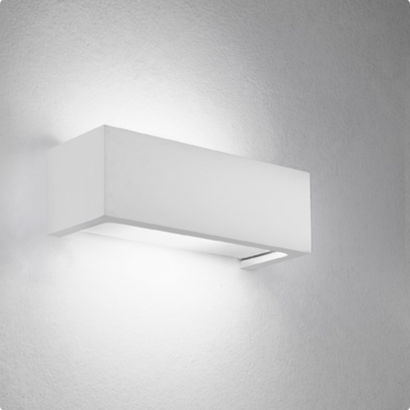 Toy by Panzeri – 10 5/8″ Surface, Up/Down Light offers quality European interior lighting design | Zaneen Design