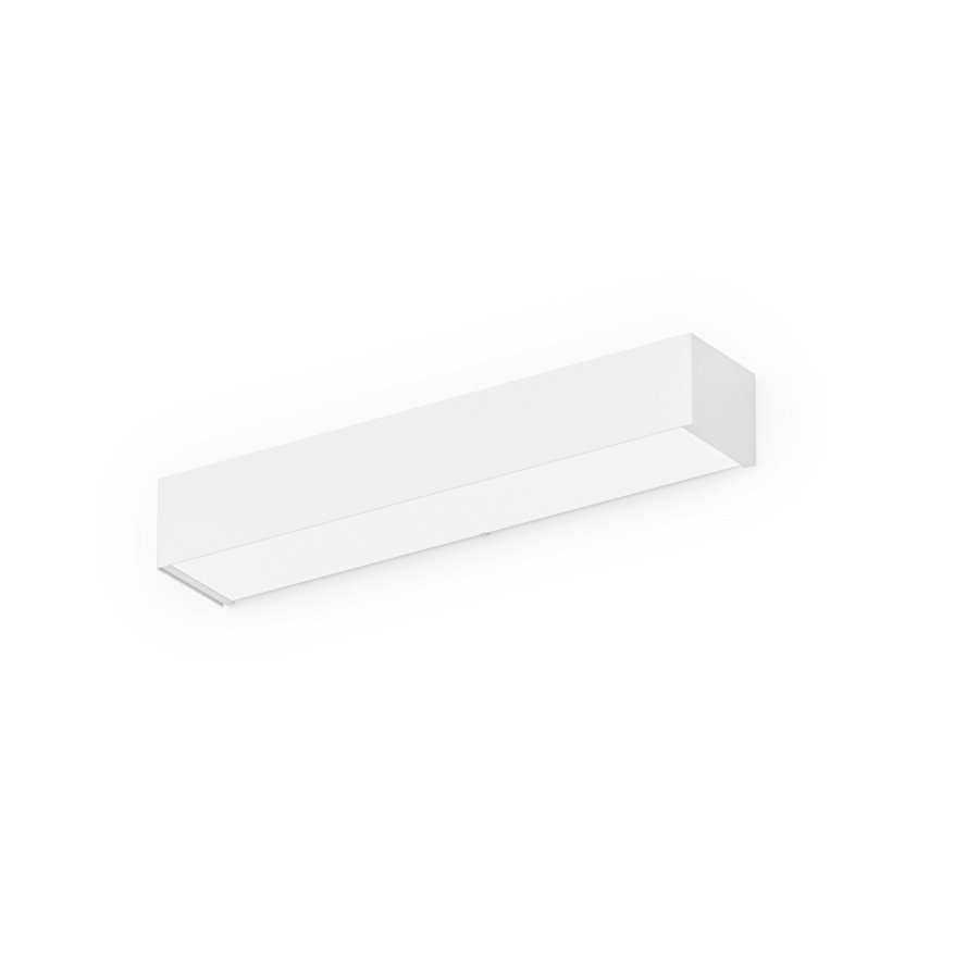 Toy by Panzeri – 17 15/16″ x 2 3/4″ Surface, Up/Down Light offers quality European interior lighting design | Zaneen Design