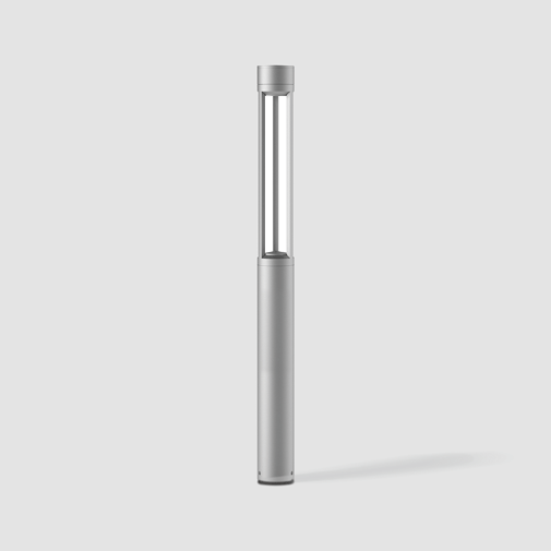 Tris by Platek – 6 5/16″ x 70 7/8″ Post, Bollard offers high performance and quality material | Zaneen Exterior