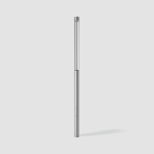 Tris by Platek – 6 5/16″ x 141 3/4″ Post, Bollard offers high performance and quality material | Zaneen Exterior