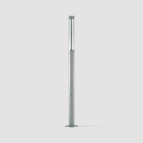 Tube by Platek – 6 5/16″ x 118 1/8″ Post, Bollard offers high performance and quality material | Zaneen Exterior