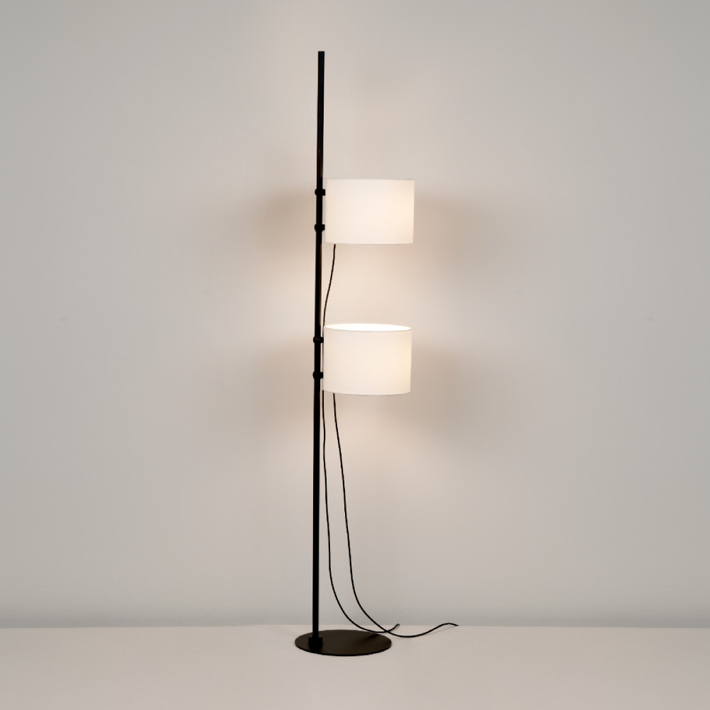 Twain by Milan – 9 13/16″ x 67″ Portable, Ambient offers quality European interior lighting design | Zaneen Design