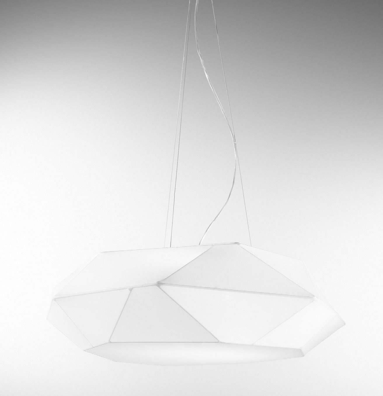 Viki by Panzeri – 21 5/8″ x 7 1/16″ Suspension, Pendant offers quality European interior lighting design | Zaneen Design