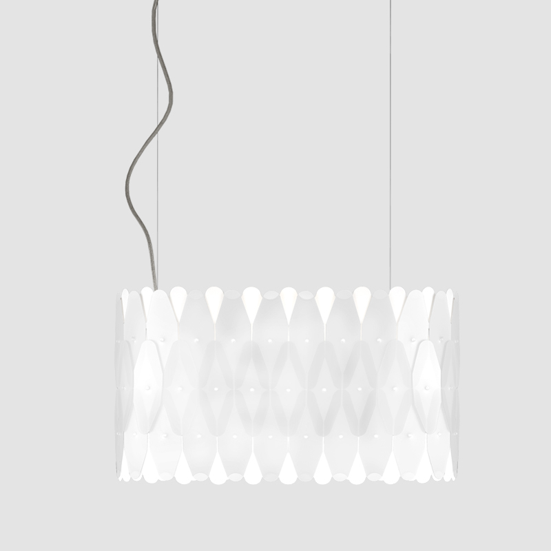 Amanda by Linea Zero - light weight surface and suspension lamp