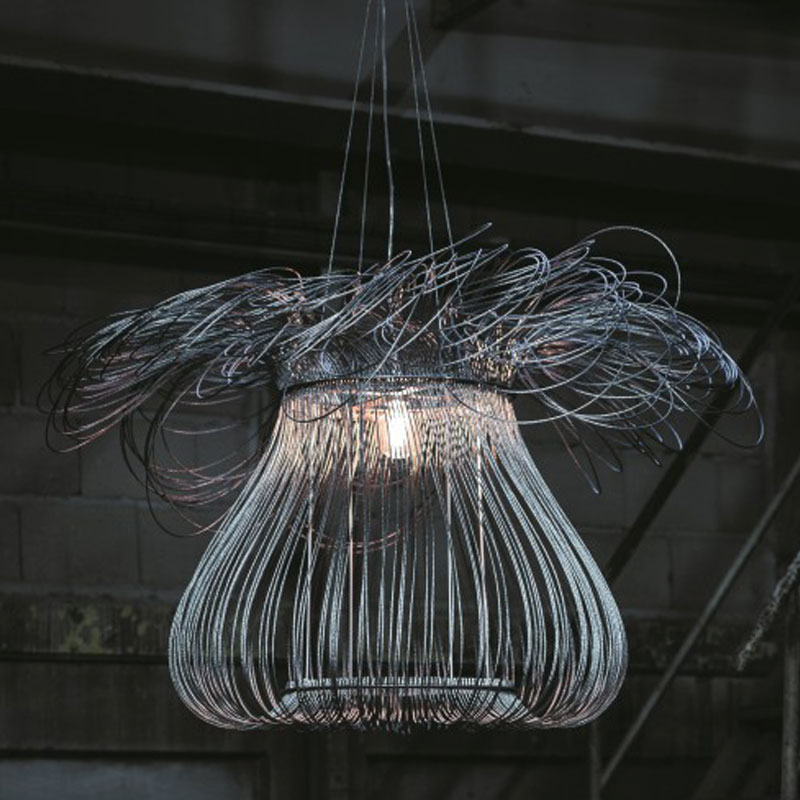 Anemone by Quasar -  LED lamp inpired by the classic French Empire crystal chandeliers