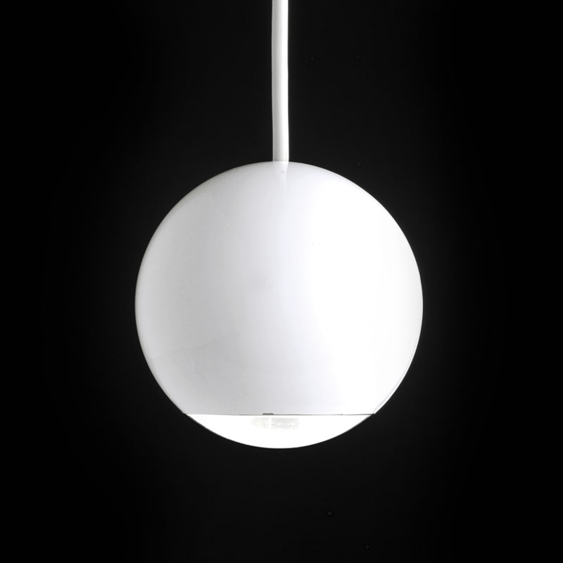 Bo-La by Milan - Family of spherical ceiling mount fixture, D.O.B. LED system