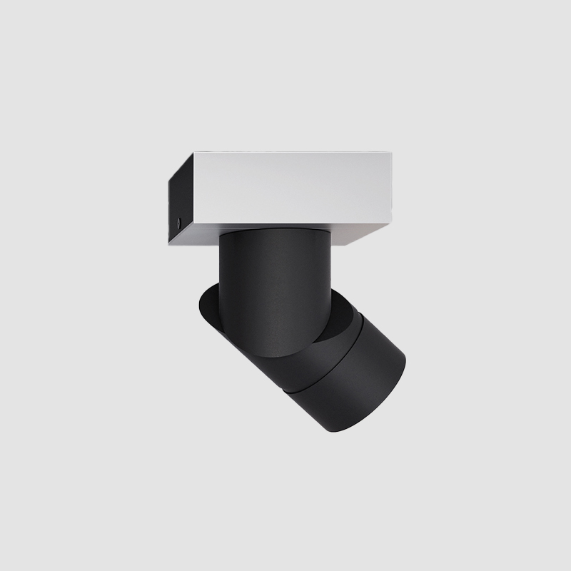 Bob by Letroh - Innovative architectural recessed ceiling spot LED with double pivot