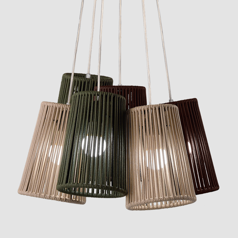 Bouquet by Ole - Clustered suspension interior design lighting solution