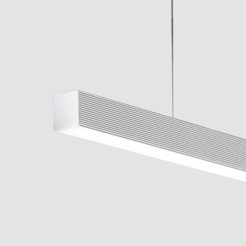 Brooklyn by Panzeri - LED (Zhaga Standard) architectural lighting system in suspension installation