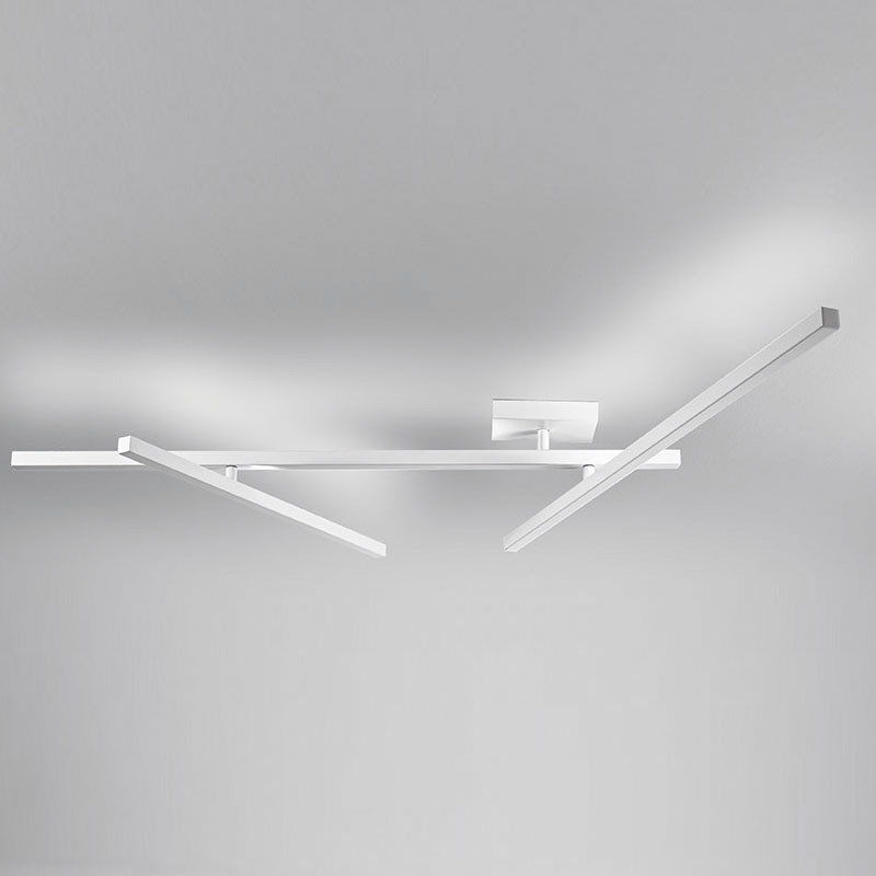 Carmen by Panzeri - Design ceiling indirect light. designed by architect Carmen Ferrara