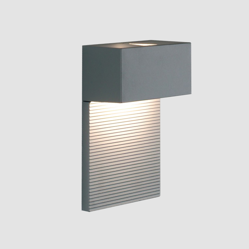 Cartello by Milan - Design wall mount series available in LED or Halogen lamp sources