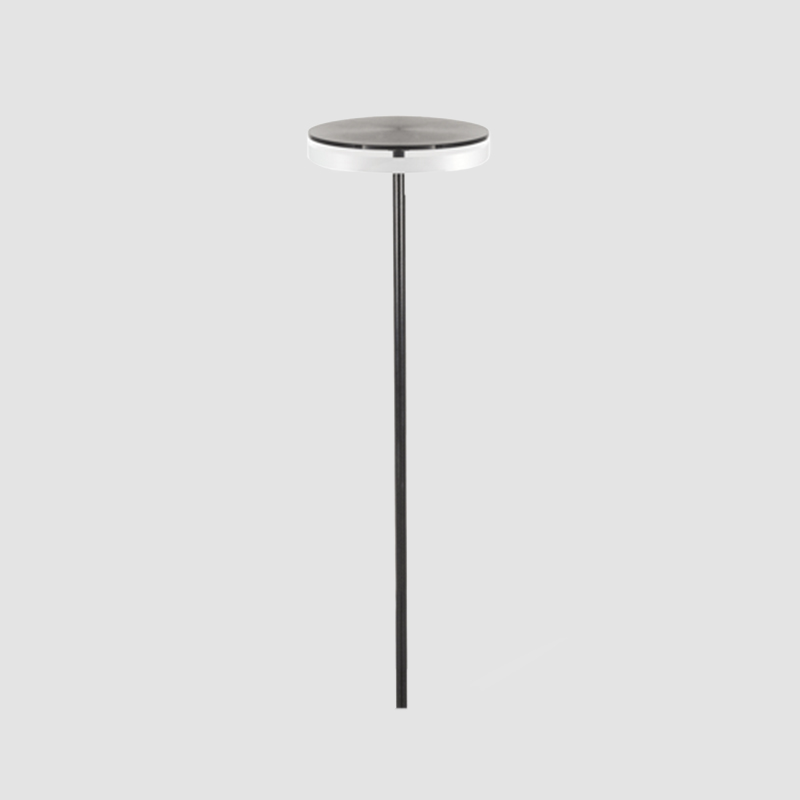 Chiodo by Platek - Exterior lights above ground mount that can be fixed on the floor