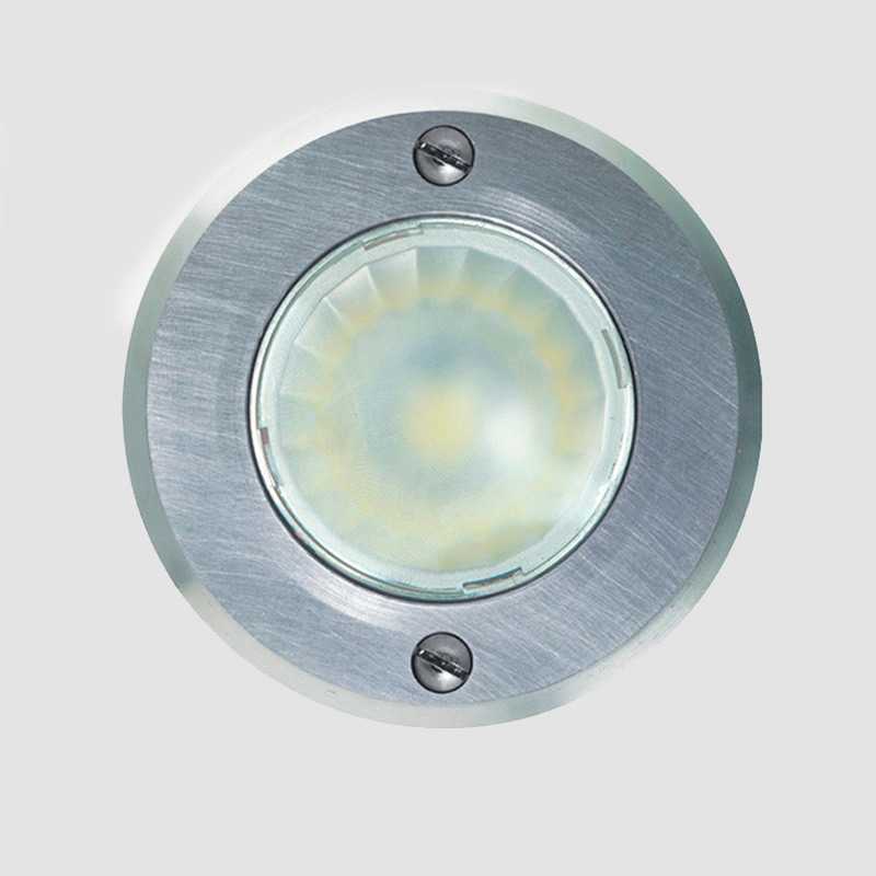 Cielo by Side - Outdoor recessed ceiling LED lights made of die-cast aluminum with an anti-corrosive treatment