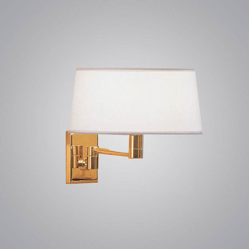 Classic by Panzeri - Wall lamp in chrome or polished brass