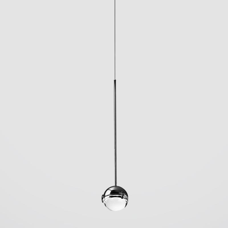 Convivio by Cini&Nils - Design suspended lights globe fixture