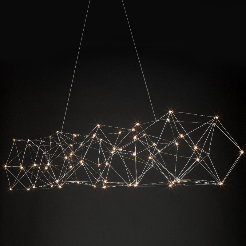 Cosmos by Quasar - design lighting, a statement ambient light fixture