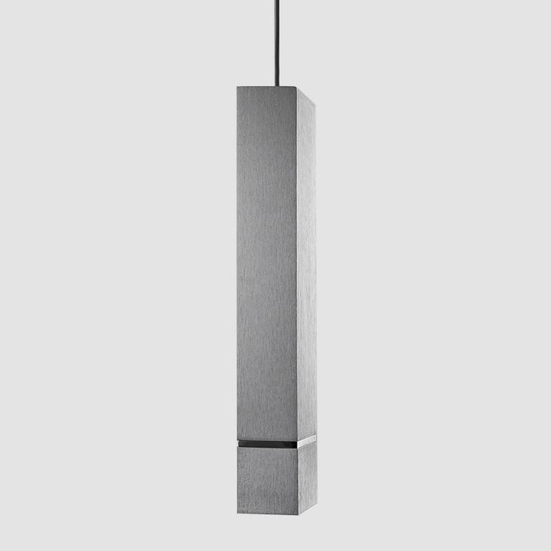 Darma by Icone - Elegant and design square suspension lamp