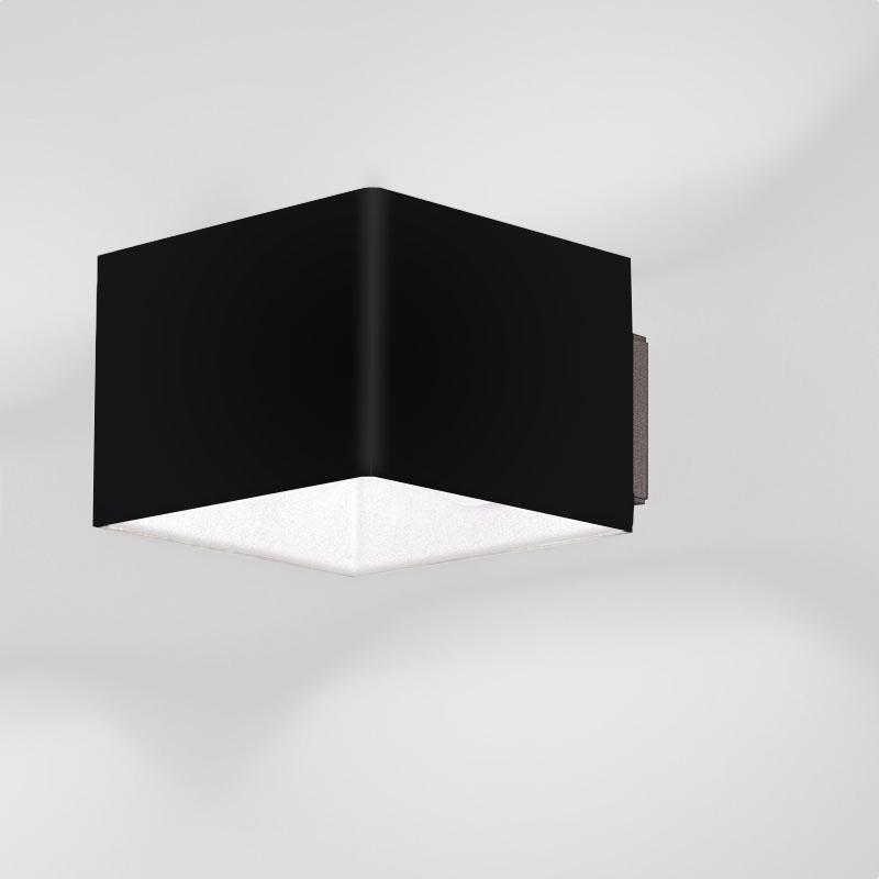 Domino by Panzeri - Modern square suspension lights
