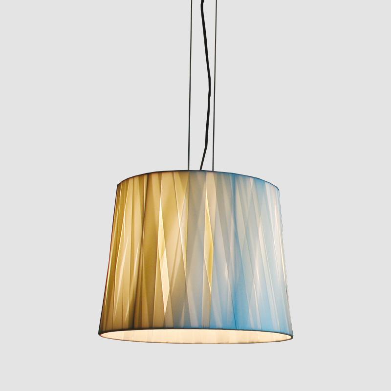 Dress by Fambuena - Unique design suspension silk fixture lamp