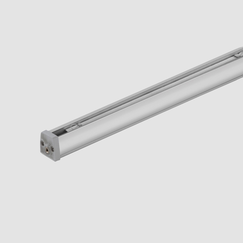 Fin by Side - Linear surface-mounted fixtures for the ceiling, wall, and floor