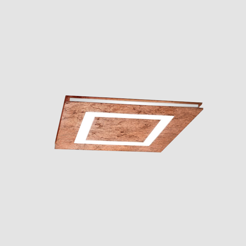 Flat by Panzeri - Elegant and design ceiling light fixture
