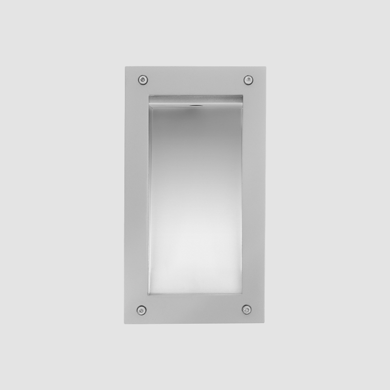 Flic by Platek -  Recessed wall lights suitable for exterior settings