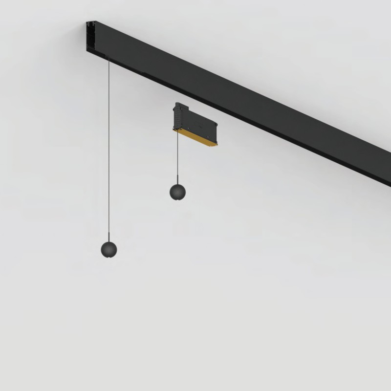 G-50 Channel  by Prolicht - Track system with gravity lift for snooker and hangover