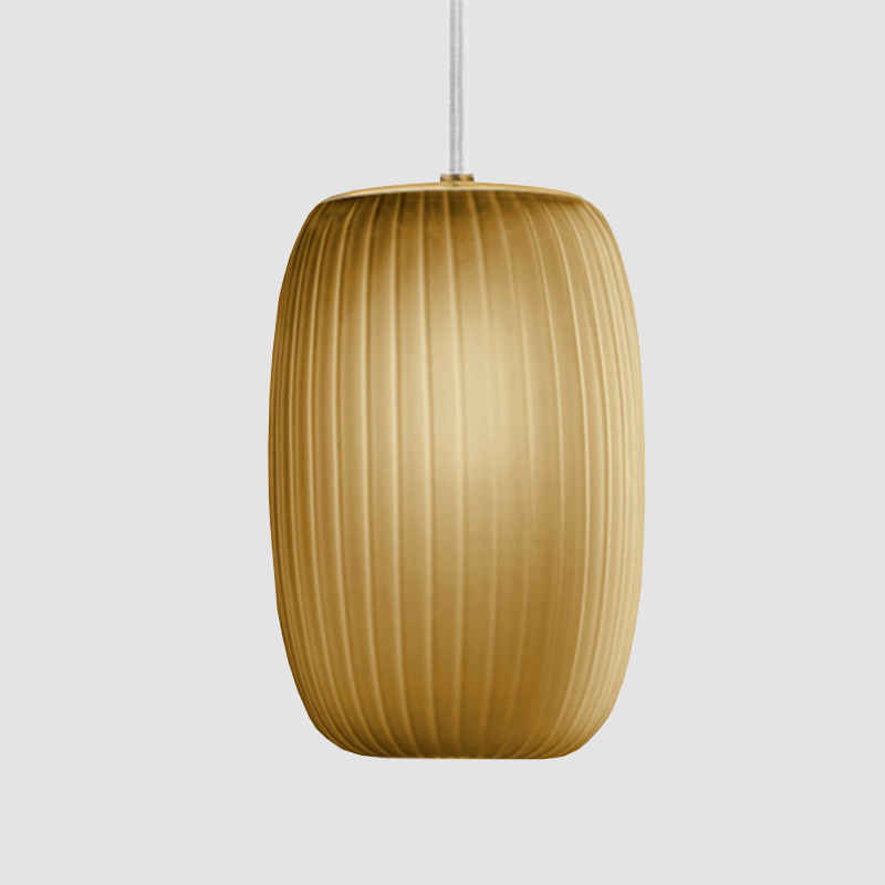 Girls by Panzeri - Suspension lamps in mat blown glass
