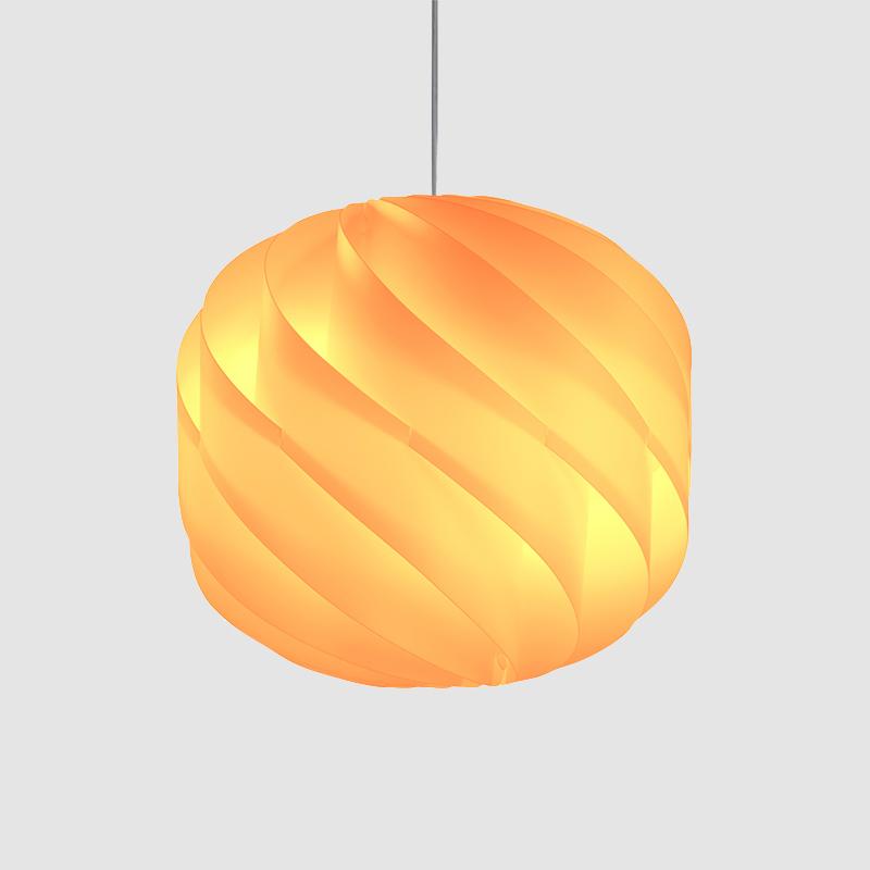 Globe by Linea Zero - Modern pendant lamp designed by Enea Ferrari