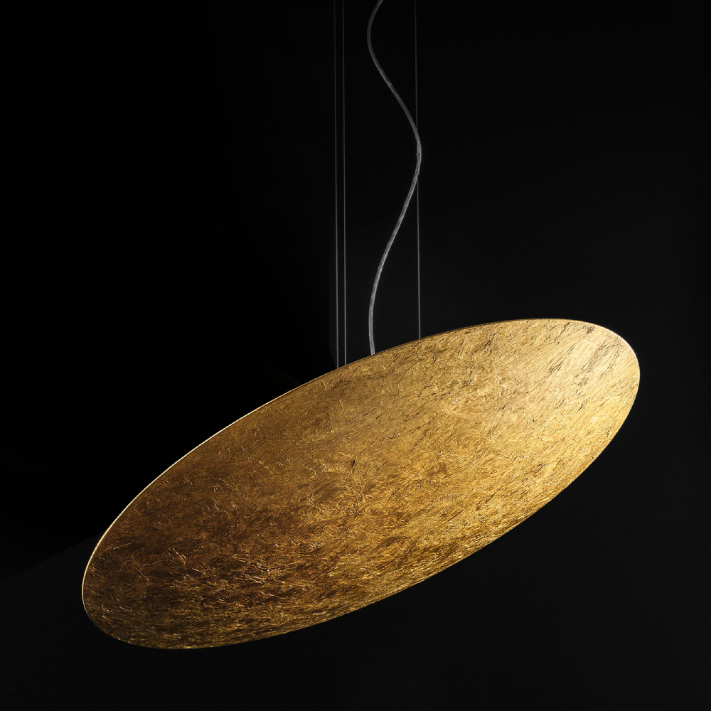 Gong by Panzeri - Design suspension made with three-dimensional disc