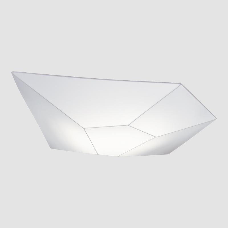 Halley by Ole - Irregular geometric shape surface light
