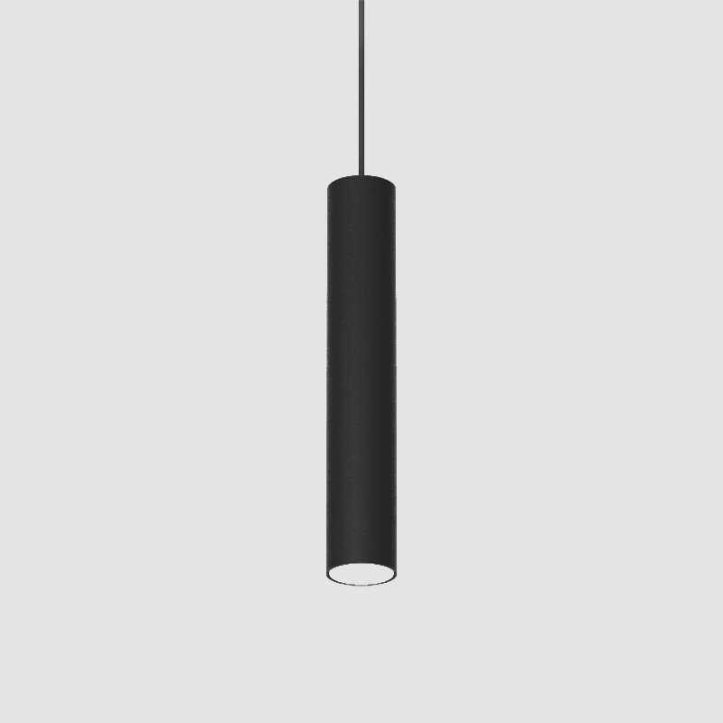 Hangover by Prolicht - Architectural tubular pendant lighting with a narrow diameter