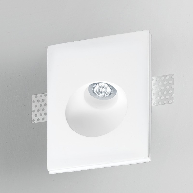 Invisibili by Panzeri - Trimless luminaries for either ceiling and wall fixture