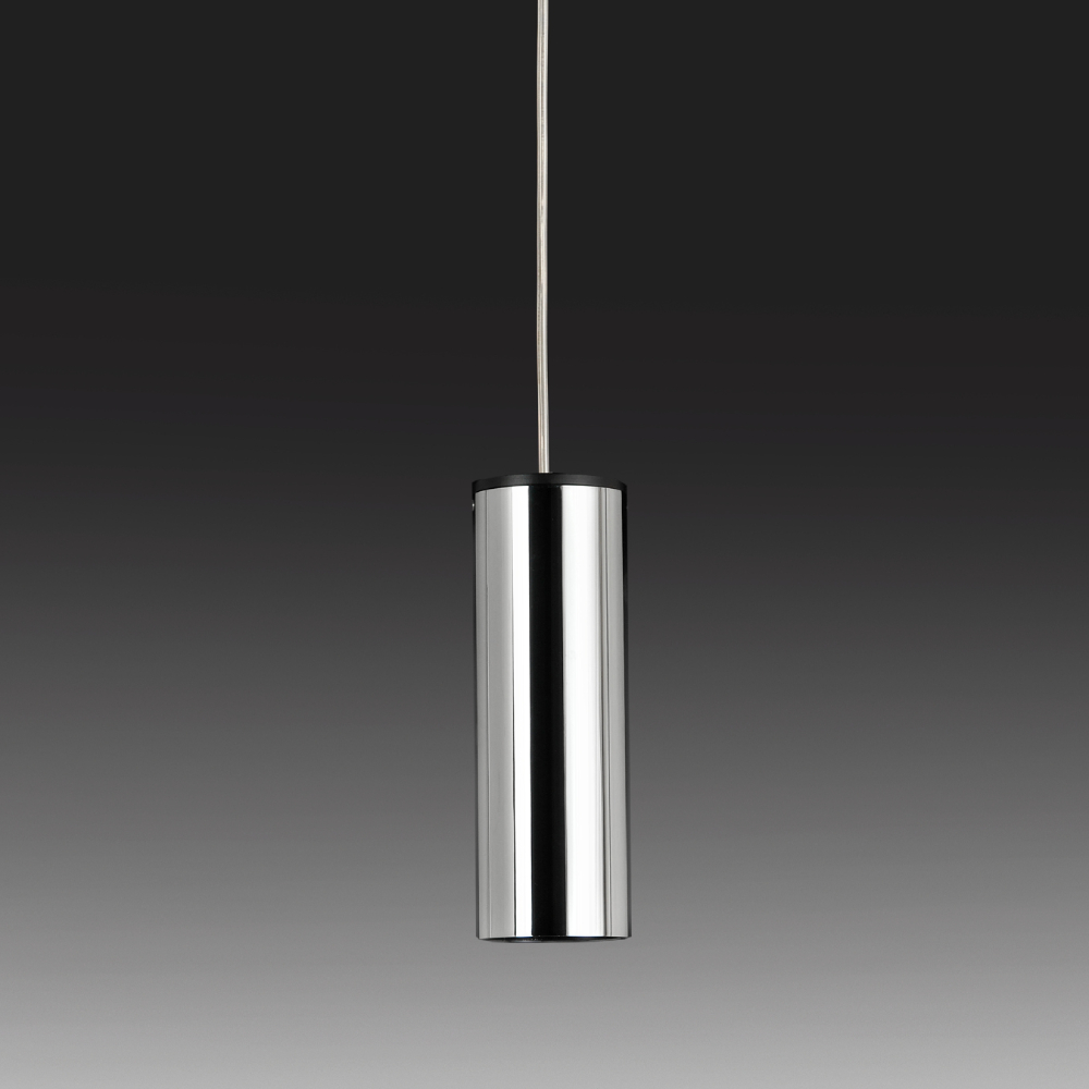 Kronn by Milan - LED retrofit lamp suspensed lighting made from extruded aluminum