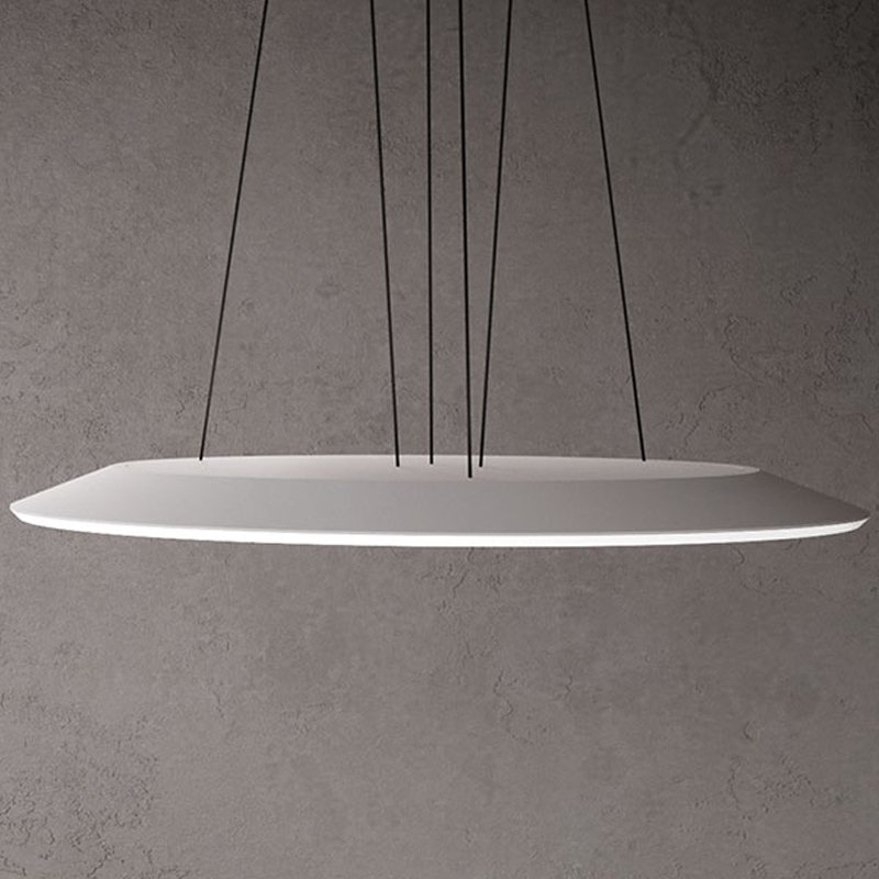 Lady B by Icone -  Extremely slim suspension lamp for office or residential settings