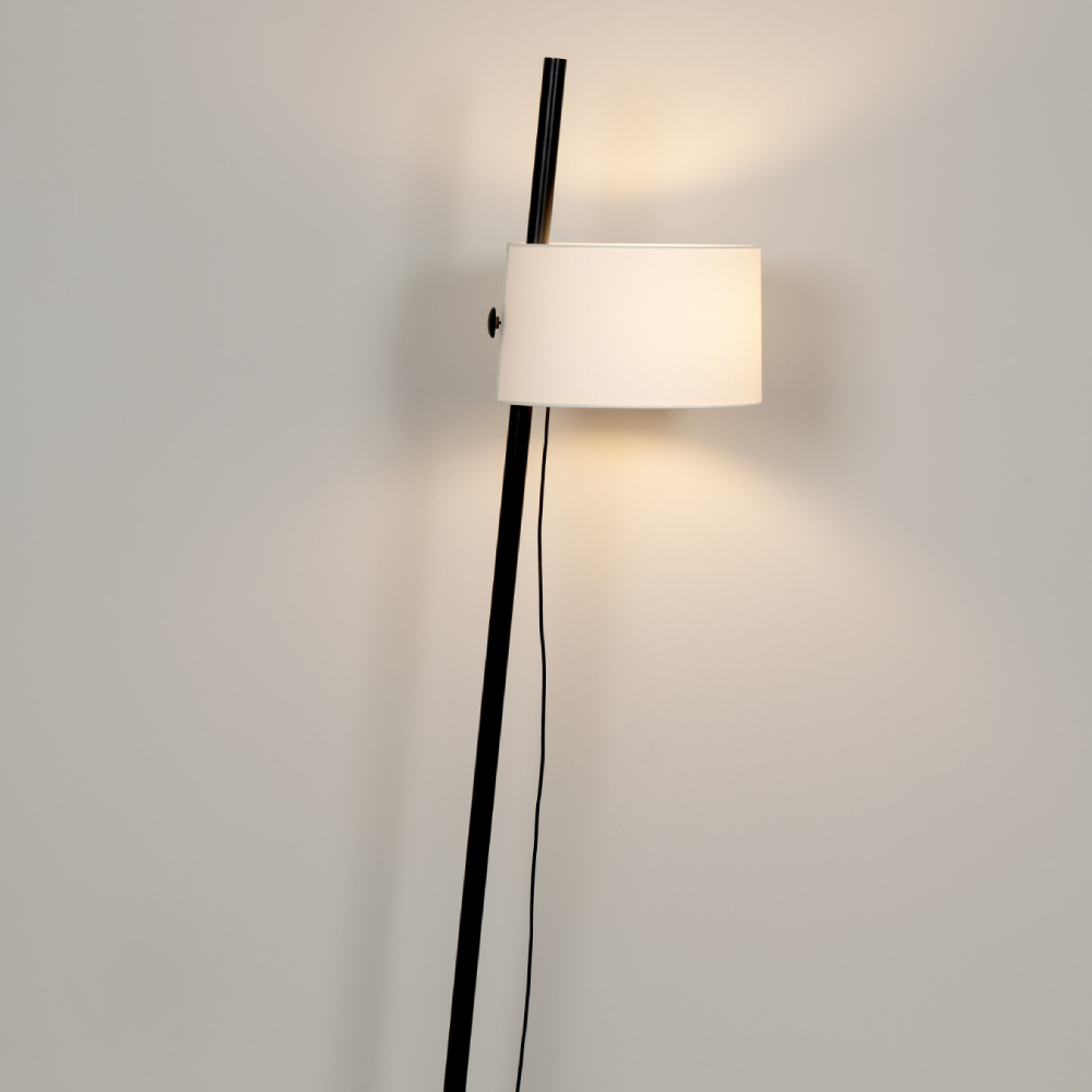 Linood by Milan - Delicate light fixture with an indirect light for both commercial and residential spaces