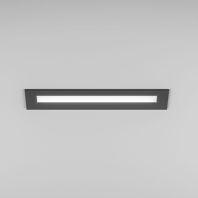 Mark by Panzeri - Recessed LED linear downlight