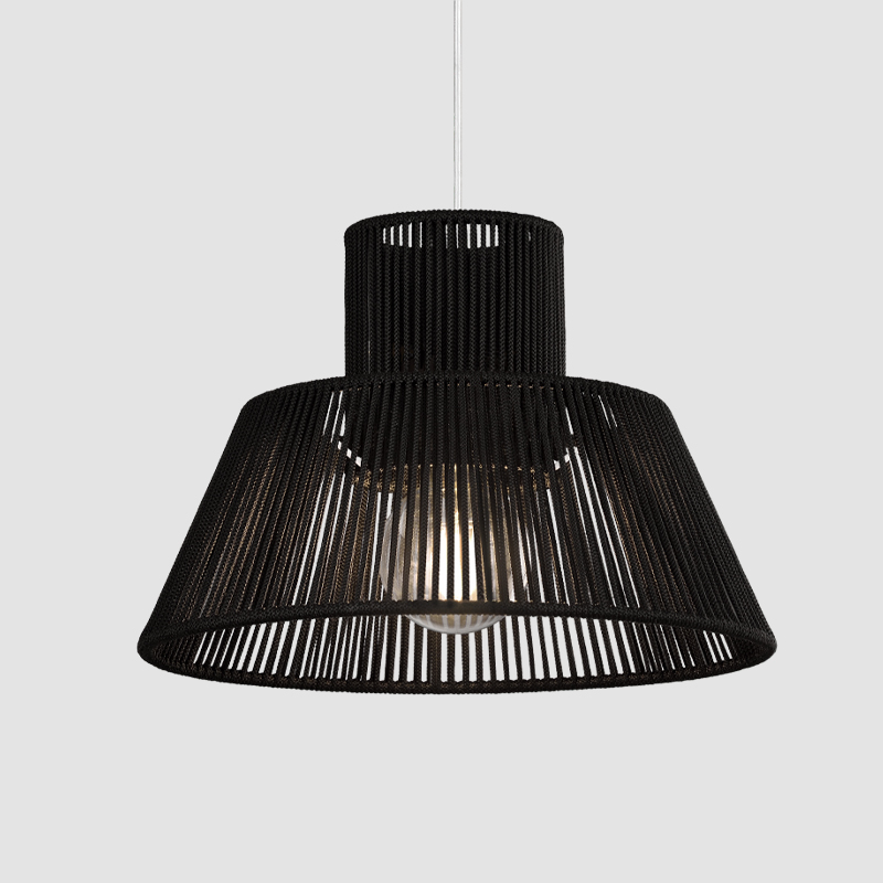 Nela by Ole - Suspended ceiling light fixture in industrial design shape