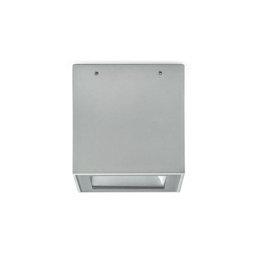 One by Platek - Exterior lights wall mount with no visible screws