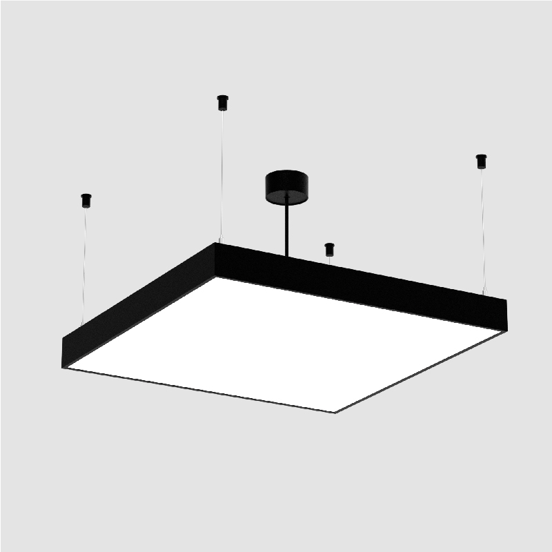 Pi2 by Prolicht - Suspended classic quadrilateral shape light fixture