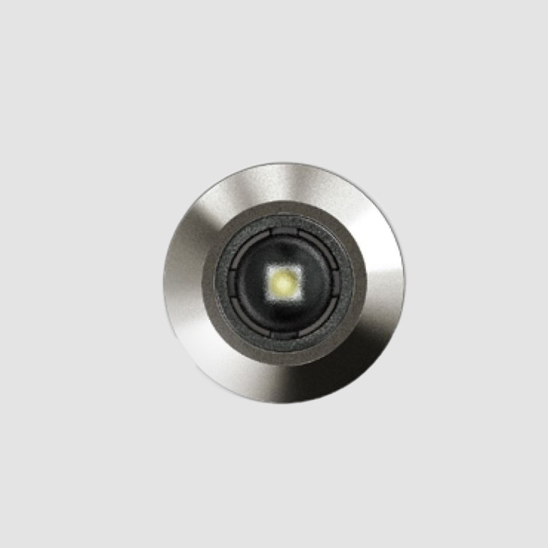 Pico by Platek - Small recessed walk over light for outdoor settings