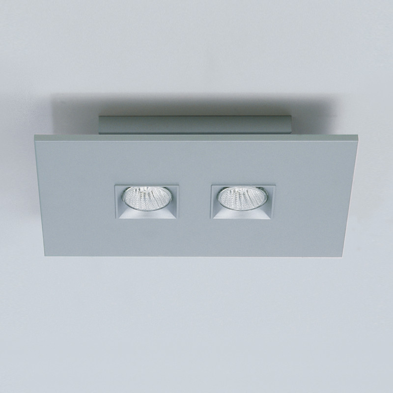 Polifemo by Milan - Modern surface ceiling lighting with LED lamp