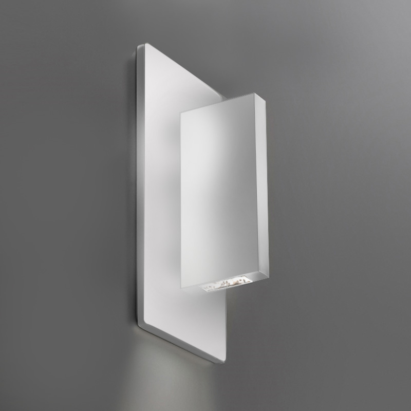 Q3 by Side - Industrial sleek style surface wall mount