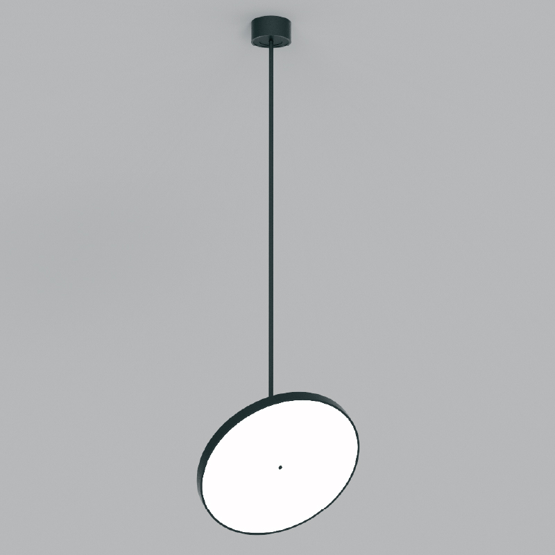 Sign by Prolicht - Surface disc ceiling light fixture with light lumen options