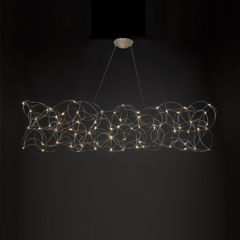 Sirio by Quasar - Hanging lamp designed by Jan Pauwel